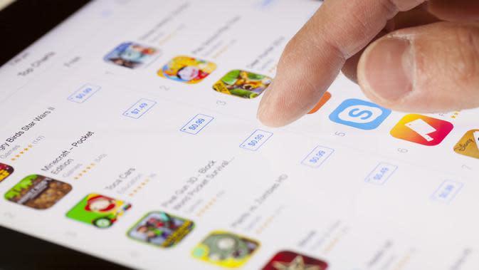 Sekarang kamu bisa beli aplikasi di App Store dan melakukan pembayaran digital lewat DANA.