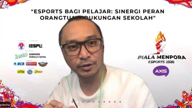 Harapan Kemenpora di Balik Gelaran Piala Menpora E-Sports 2020