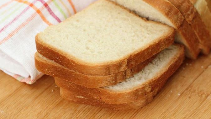 Jangan Simpan Roti Tawar di Kulkas