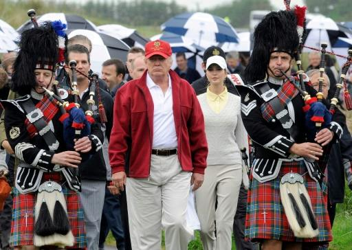 Trump's forays into Scottish tourism and politics over the years have had mixed results over the years, with controversy centred on his development of a golf course near Aberdeen