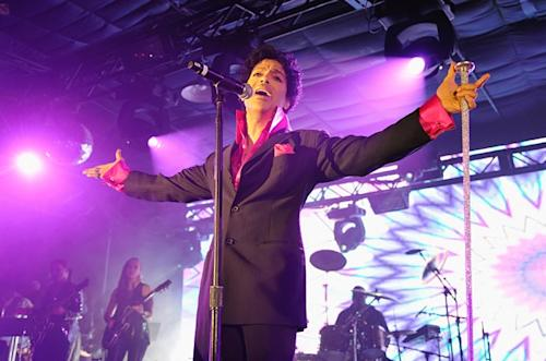 Prince Closes SXSW With All-Night Private Purple Party