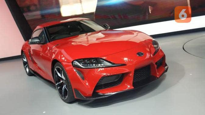 Toyota Siapkan GR Supra Bermesin 4 Silinder