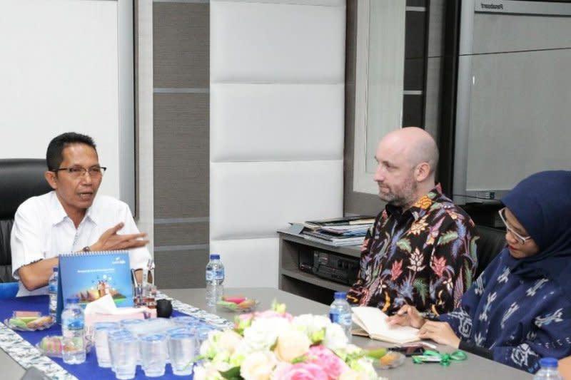 Inggris dukung pengembangan SDM maritim di Politeknik Batam