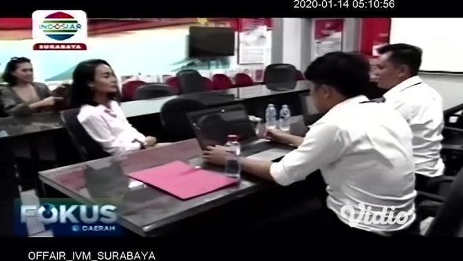VIDEO: Polda Jatim Sita Mobil Reward Memiles Eka Deli