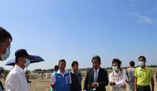 七股太陽能發電廠違法施工 南市議長要求市府展現公權力