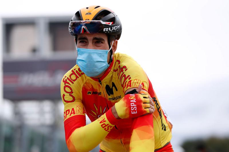 Mikel Landa (Spain) at the World Championships