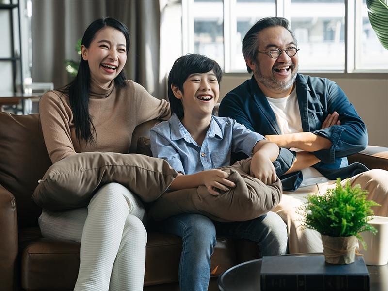 宅在家看電視 百台頻道滿足全家