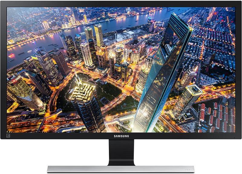 Samsung 28-Inch UHD LED-Lit Monitor. Image via Amazon.