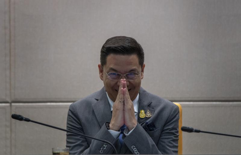 Thailand bertekad tingkatkan tindakan terhadap situs daring 'ilegal'