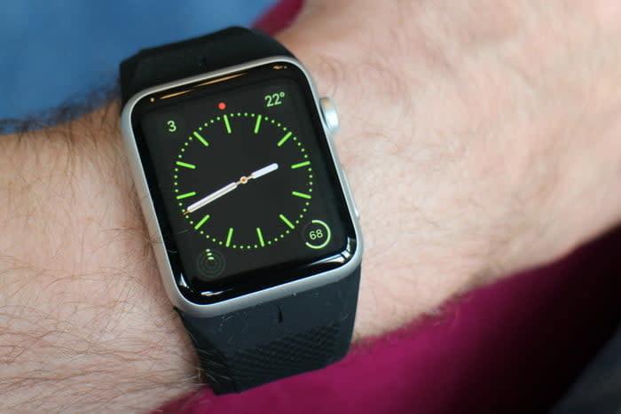 best Apple Watch bands Nomad Sport Apple Watch Strap