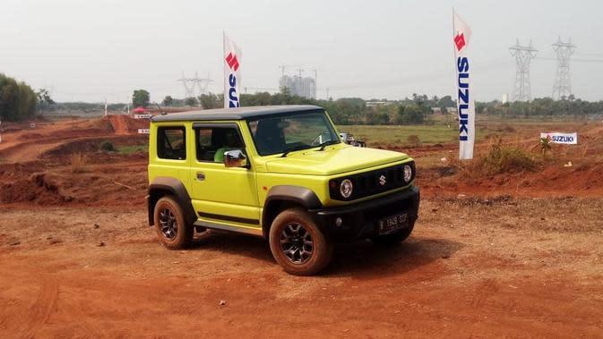 Suzuki Jimny Terbaru Pensiun Dini, Ini Penyebabnya