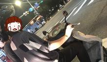 男遇正妹騎車戴口罩!驚見「細節」傻了:國家隊真的丟臉