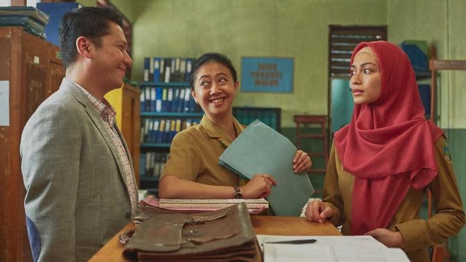 Akhirnya, film Guru-Guru Gokil bakal tayang perdana di Netflix bulan Agustus nanti (FOTO: BASE Entertainment)