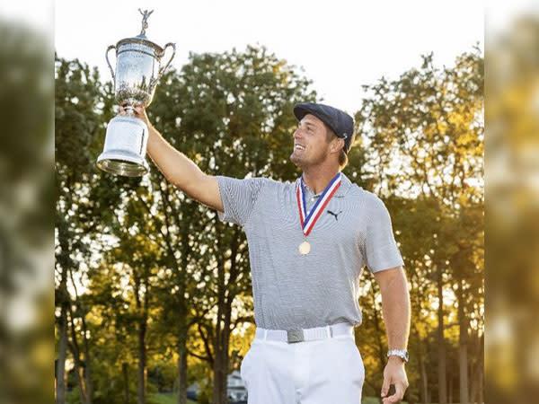 Bryson DeChambeau (Photo/US Open (USGA) Twitter)