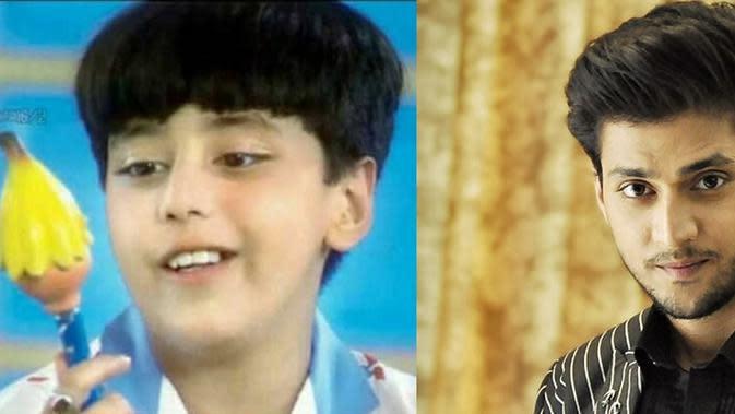 Beda Gaya 7 Aktor Cilik Bollywood Tahun 90-an Dulu Vs Kini, Bikin Pangling. (Sumber: Instagram/@kinshukvaidya54)