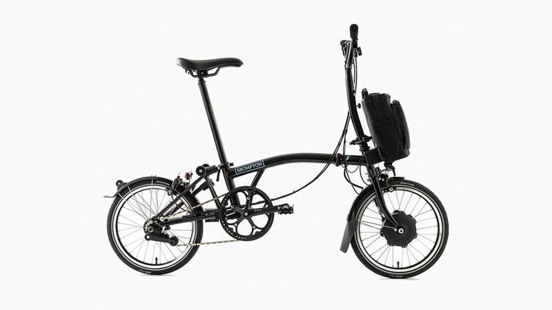 Best Electric Bike: Brompton Electric