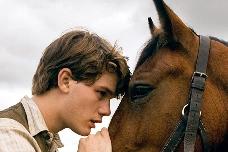 Shot from War Horse