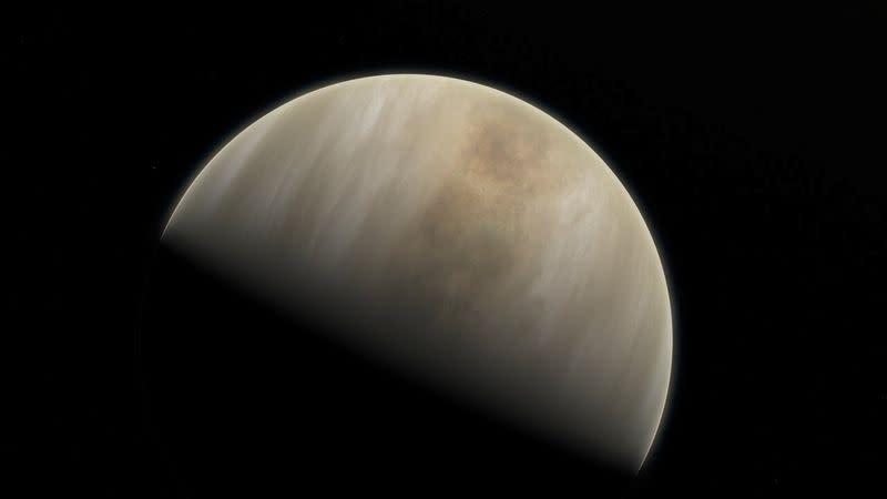 Potential sign of alien life detected on inhospitable Venus