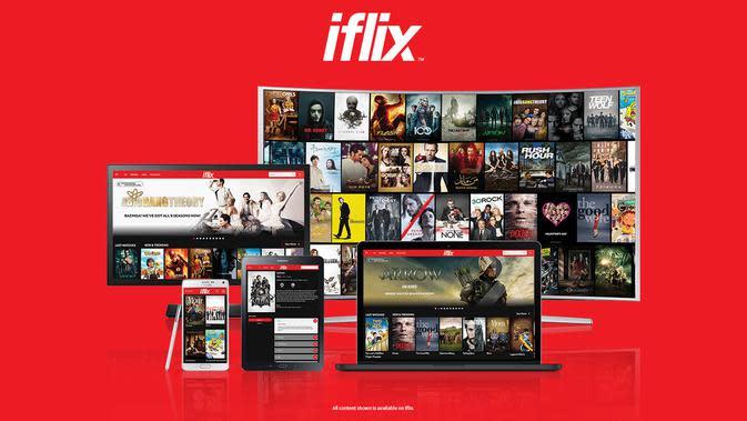 iflix menandatangani kesepakatan produksi film dengan Wattpad. (Ilustrasi: Variety)