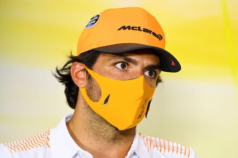 No qualms about Ferrari move, says Sainz