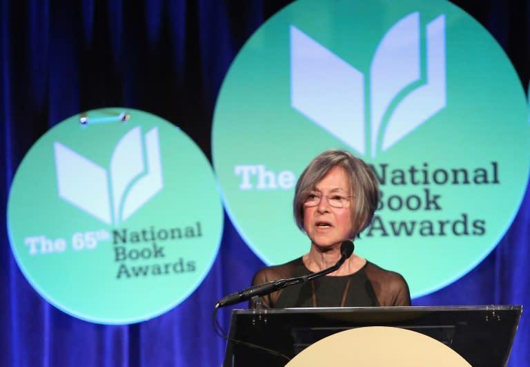 Nobel-winner Louise Gluck, US poet of nature's 'austere beauty'