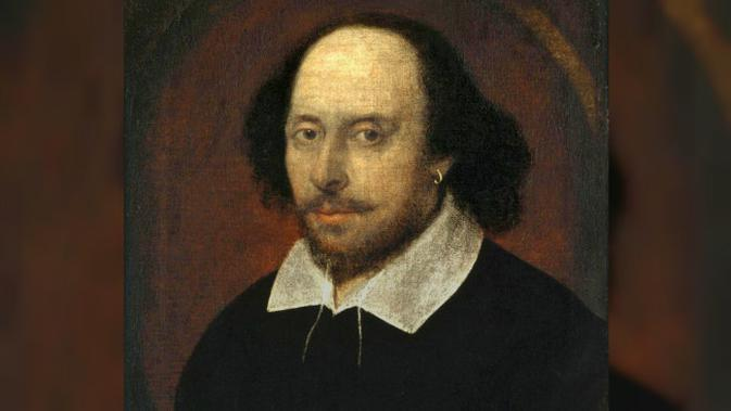 William Shakespeare (Wikipedia/ranah publik)