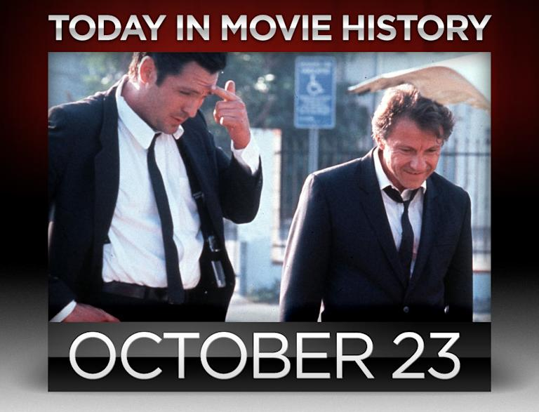 today in movie history, october 23