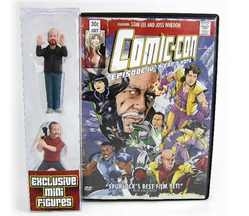 Yahoo! Movies Giveaway: 'Comic-Con Episode IV: A Fan's Hope' Collector's Edition DVD