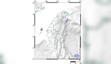 快訊/宜蘭04:51規模3.6地震 最大震度:宜3級、花2級