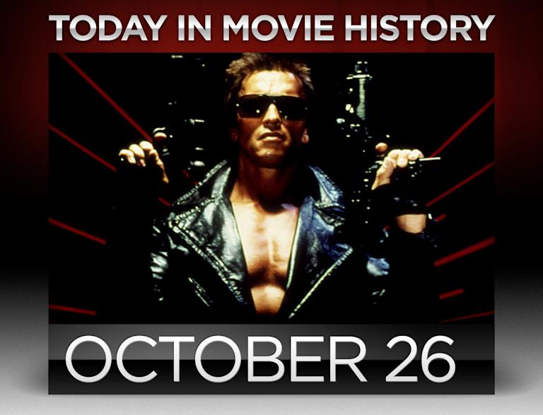 today in movie history, october 26