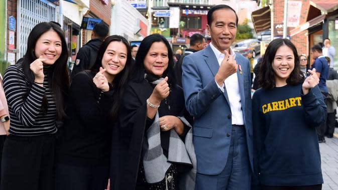 Curhat Jokowi Beli Durian Mahal untuk Kado Iriana, Tapi Rasanya Tak Enak