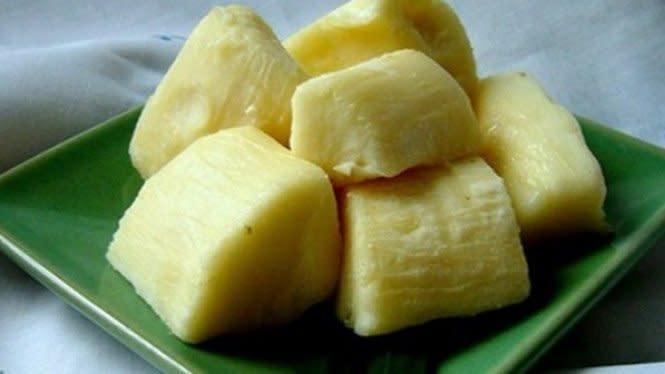 Di Sini Singkong Rebus Makanan Sultan Harganya Rp225 Ribu per Kilogram