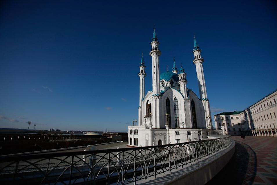 Travel Mosques of the World Photofeature