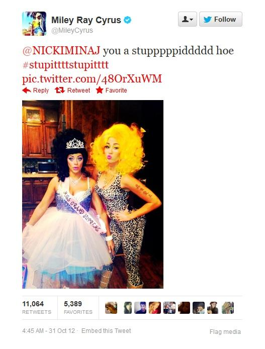 Nicki Minaj And Tyler, The Creator Help Miley Cyrus Up Her Hip Hop Cred
