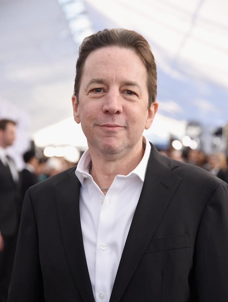A photo of Brian Tarantina at the 25th Annual Screen ActorsGuild Awards at The Shrine Auditorium on January 27, 2019 in Los Angeles, California.