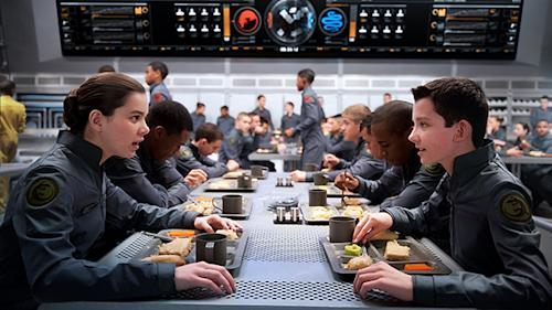 First Look: A (Very) Brief Introduction to 'Ender's Game'