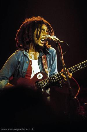 The Rock's Backpages Flashback: Bob Marley Ascends to Superstardom