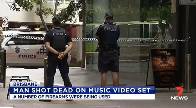 Actor shot dead during Bliss n Eso music video filming in Brisbane