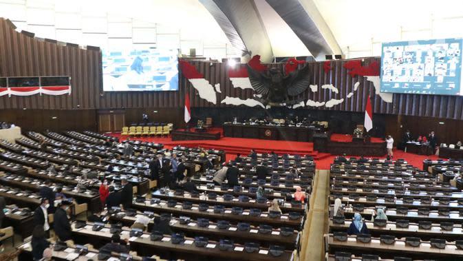 Sah, DPR Setujui Laporan Pertanggungjawaban APBN 2019 jadi Undang-Undang