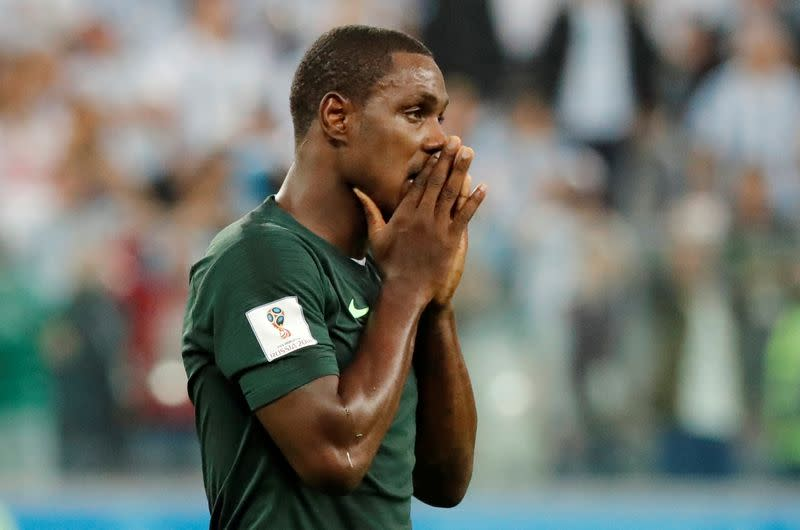Man Utd's Ighalo could feature against Chelsea, says Solskjaer