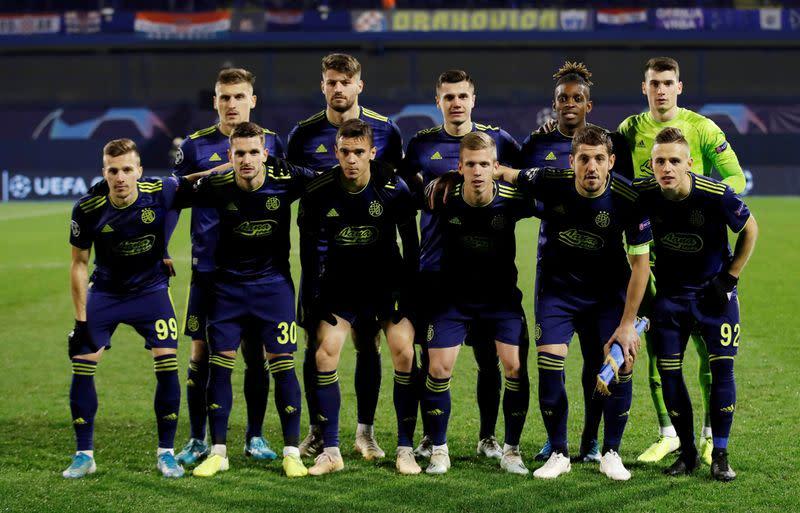 Dinamo resume training as Croatia eases lockdown