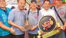 嘉義白蝦王擂台賽 8尾1斤奪「最大尾」獎