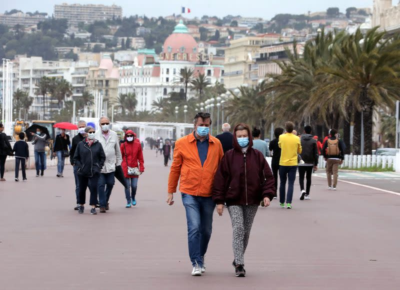 France reports spike in coronavirus deaths, raising total to 26,643