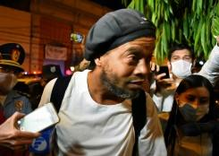 Ronaldinho berharap diizinkan pulang setelah jalani hukuman 70 hari di Paraguay