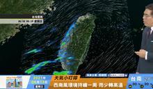 一分鐘報天氣 /週一(06/14日)  午後易有雷陣雨 高溫悶熱外出留意中暑