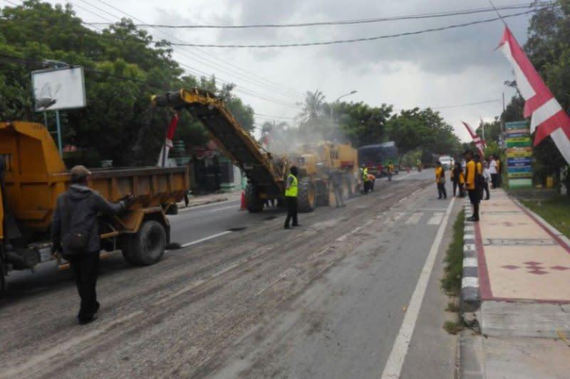 PUPR targetkan padat karya bidang jalan serap 28.000 tenaga kerja