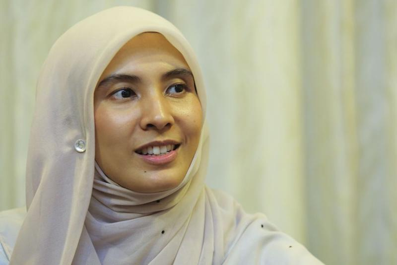 Nurul Izzah has said this will be her final term as a lawmaker. — Picture by Yusof Mat Isa