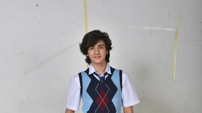 Emiliano Cortizo pemain sinetron Mahluk Manis Dalam Bis (Sinemart)