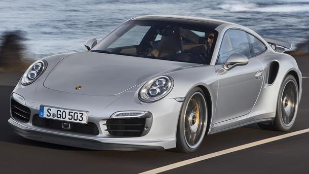 Porsche 911 Turbo revealed with 560 hp, ludicrous speed