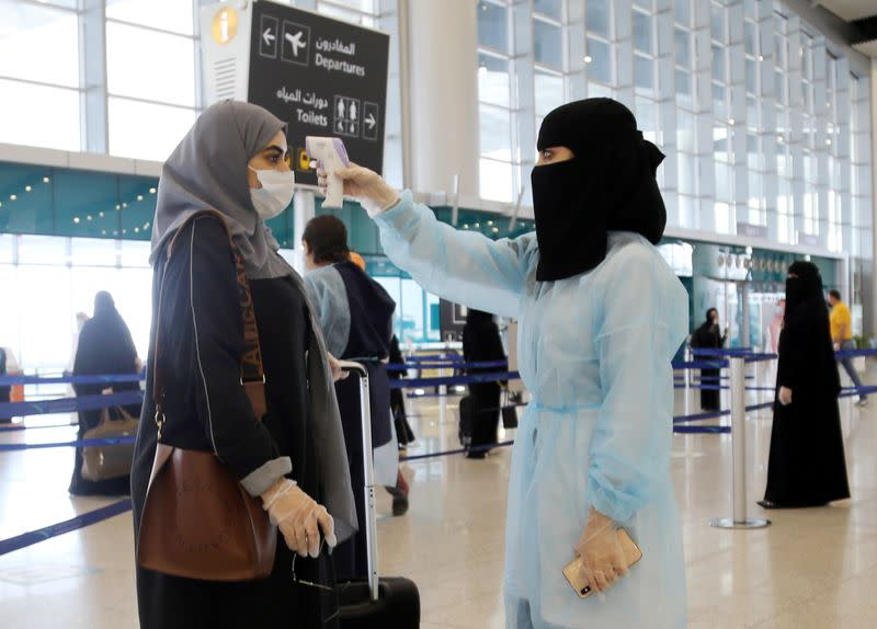 Saudi Arabia to lift some international flight restrictions on September 15